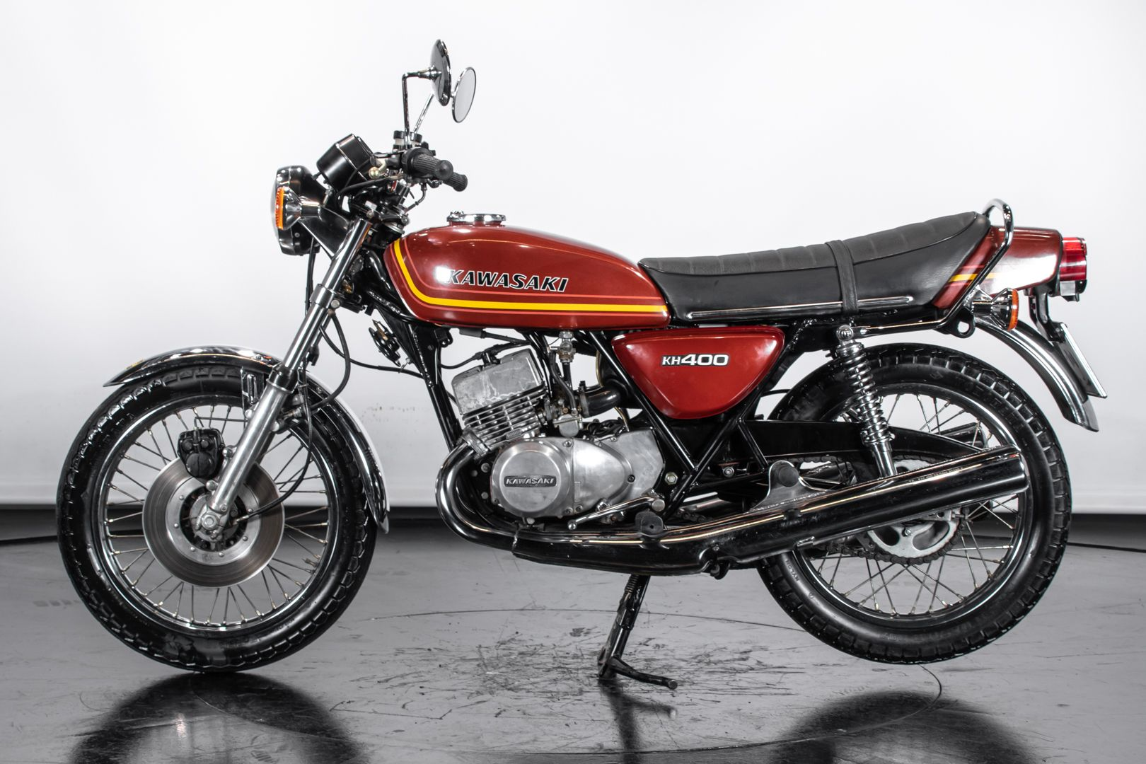 1976 Kawasaki KH 400 MACH III 78847