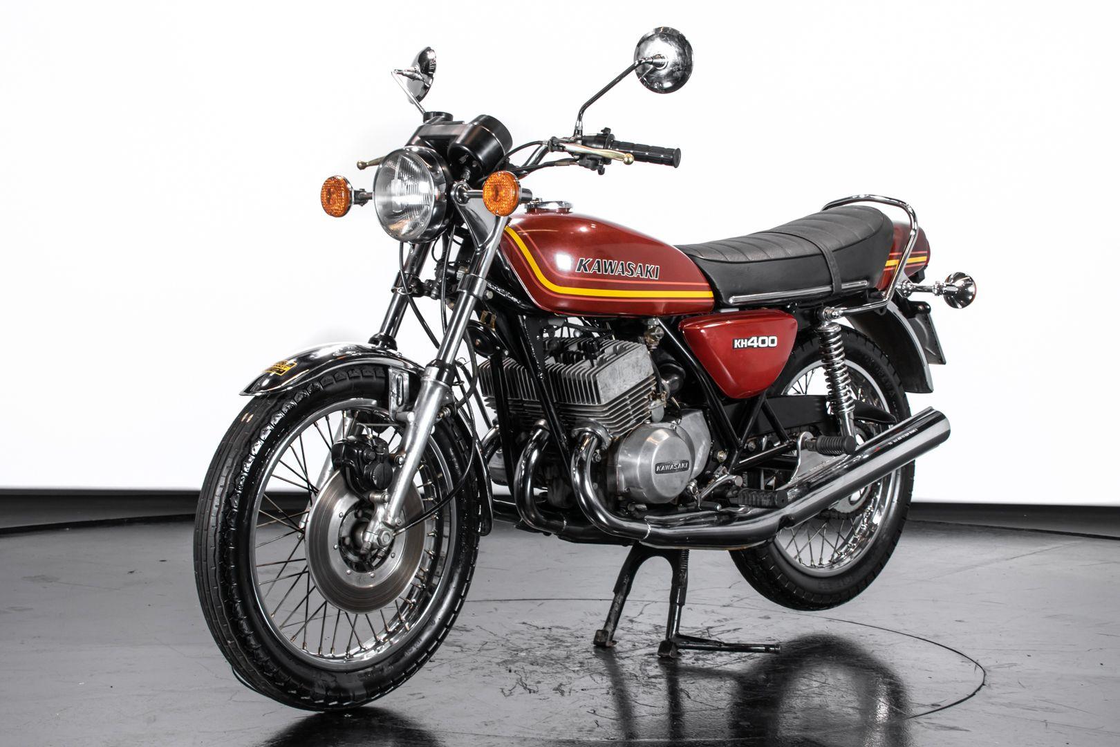 1976 Kawasaki KH 400 MACH III 78850