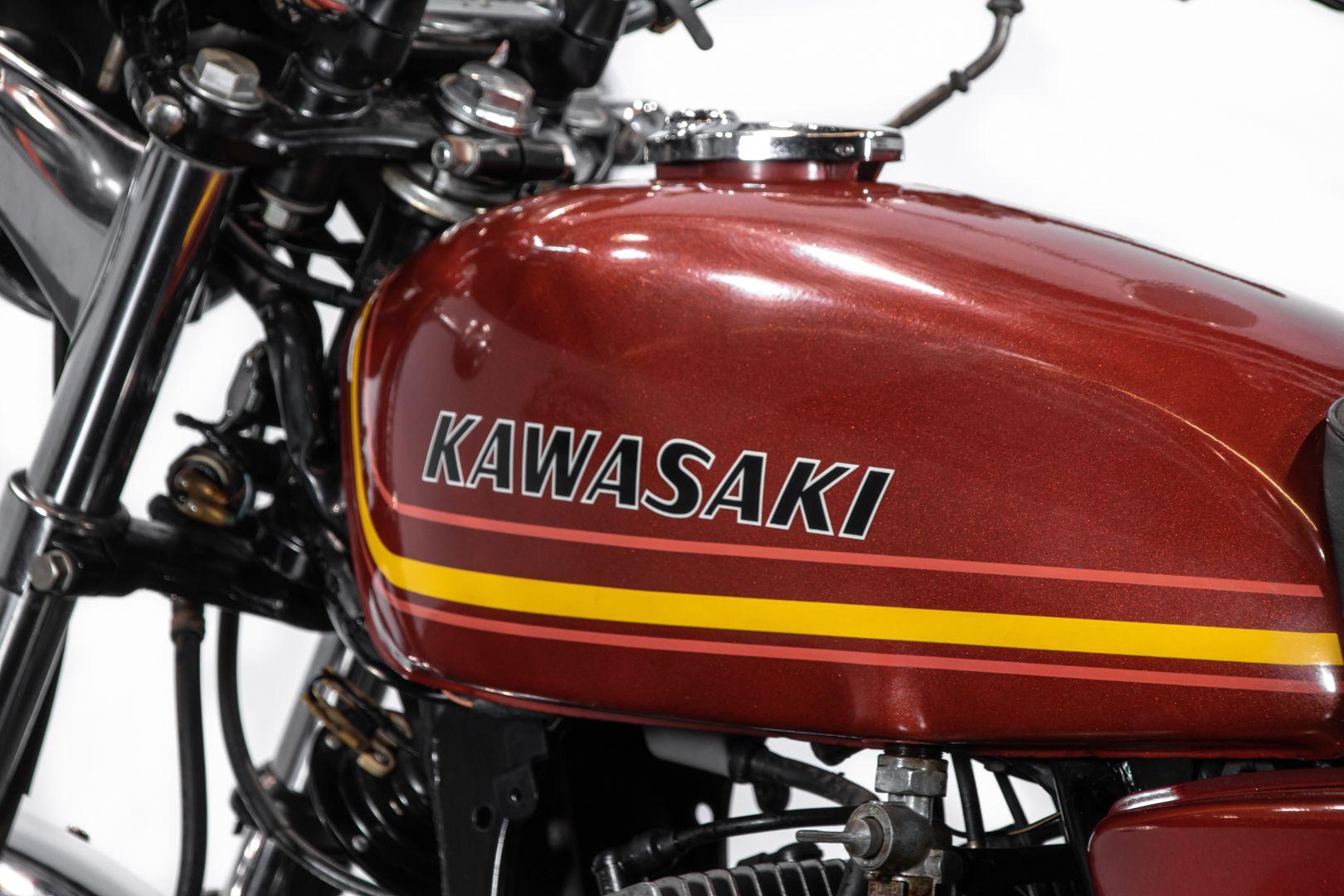 1976 Kawasaki KH 400 MACH III 78854