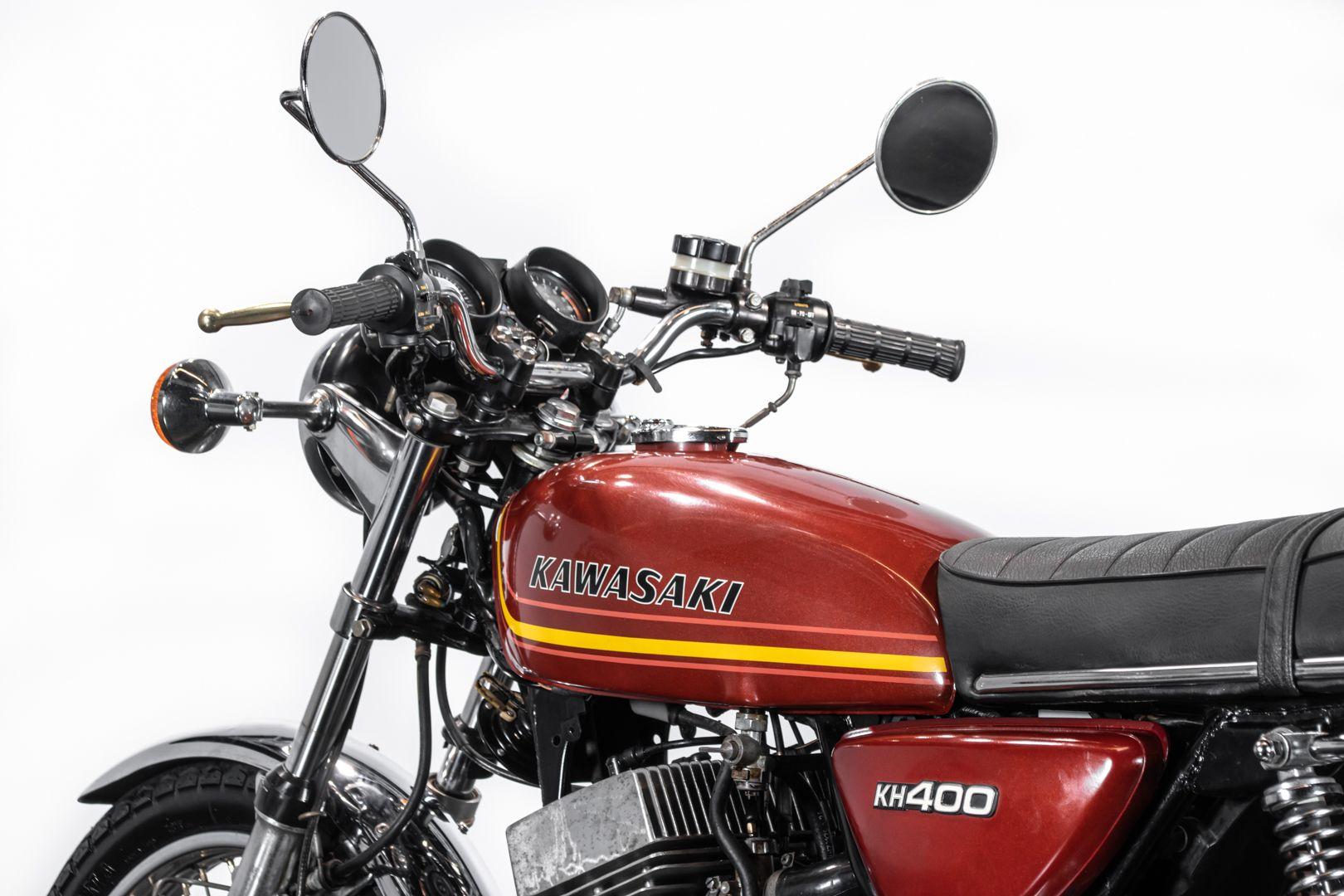 1976 Kawasaki KH 400 MACH III 78855