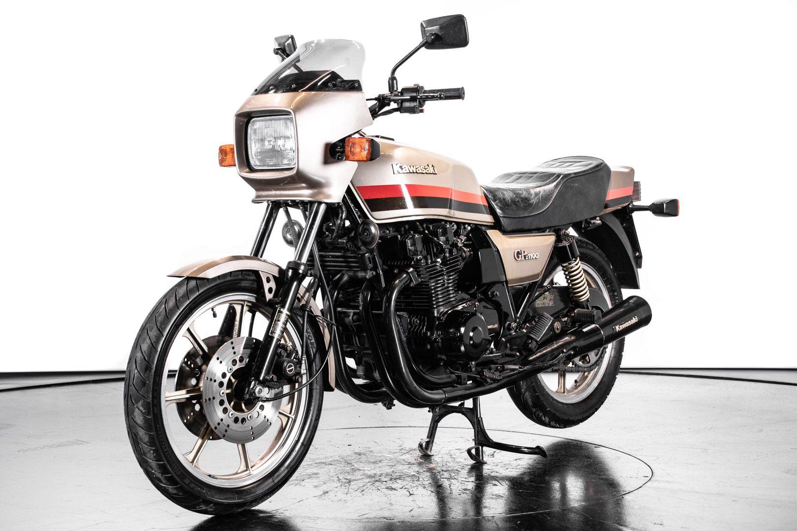 1983 Kawasaki GPZ 1100 83769