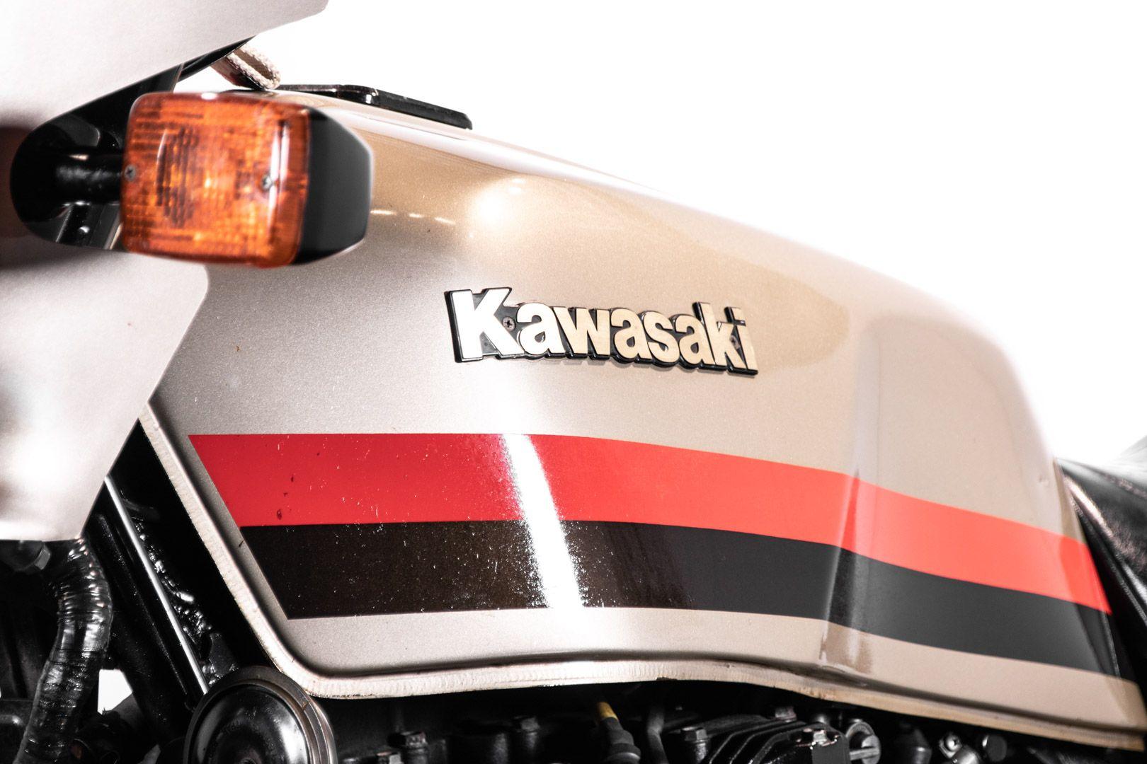 1983 Kawasaki GPZ 1100 83775