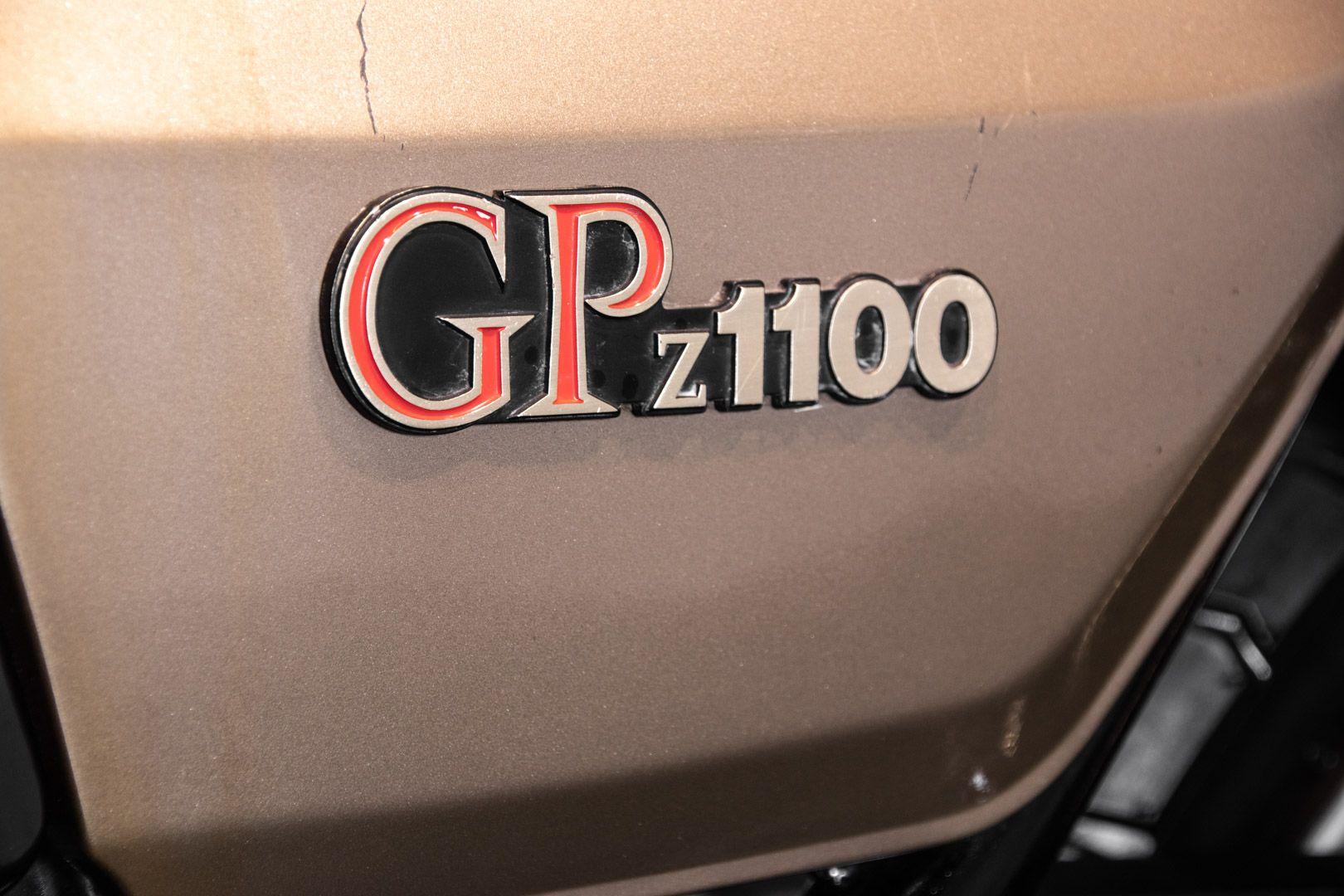 1983 Kawasaki GPZ 1100 83779