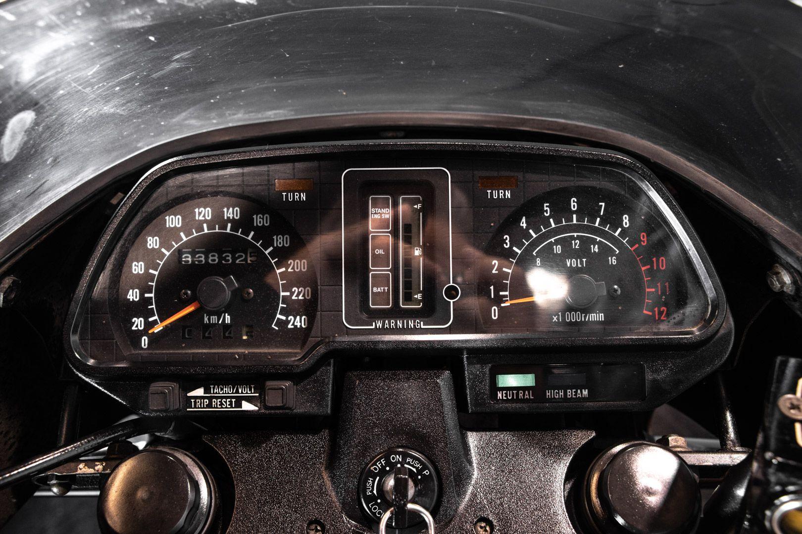 1983 Kawasaki GPZ 1100 83783