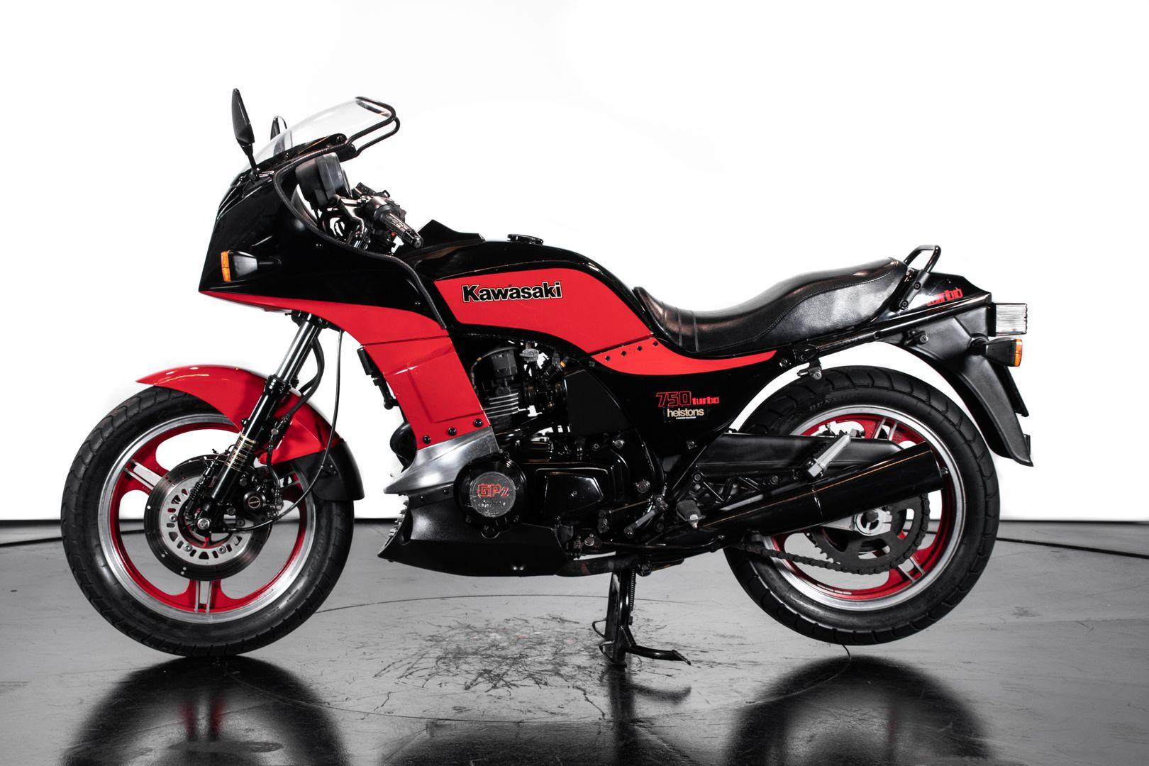 1985 Kawasaki Turbo 750 84965