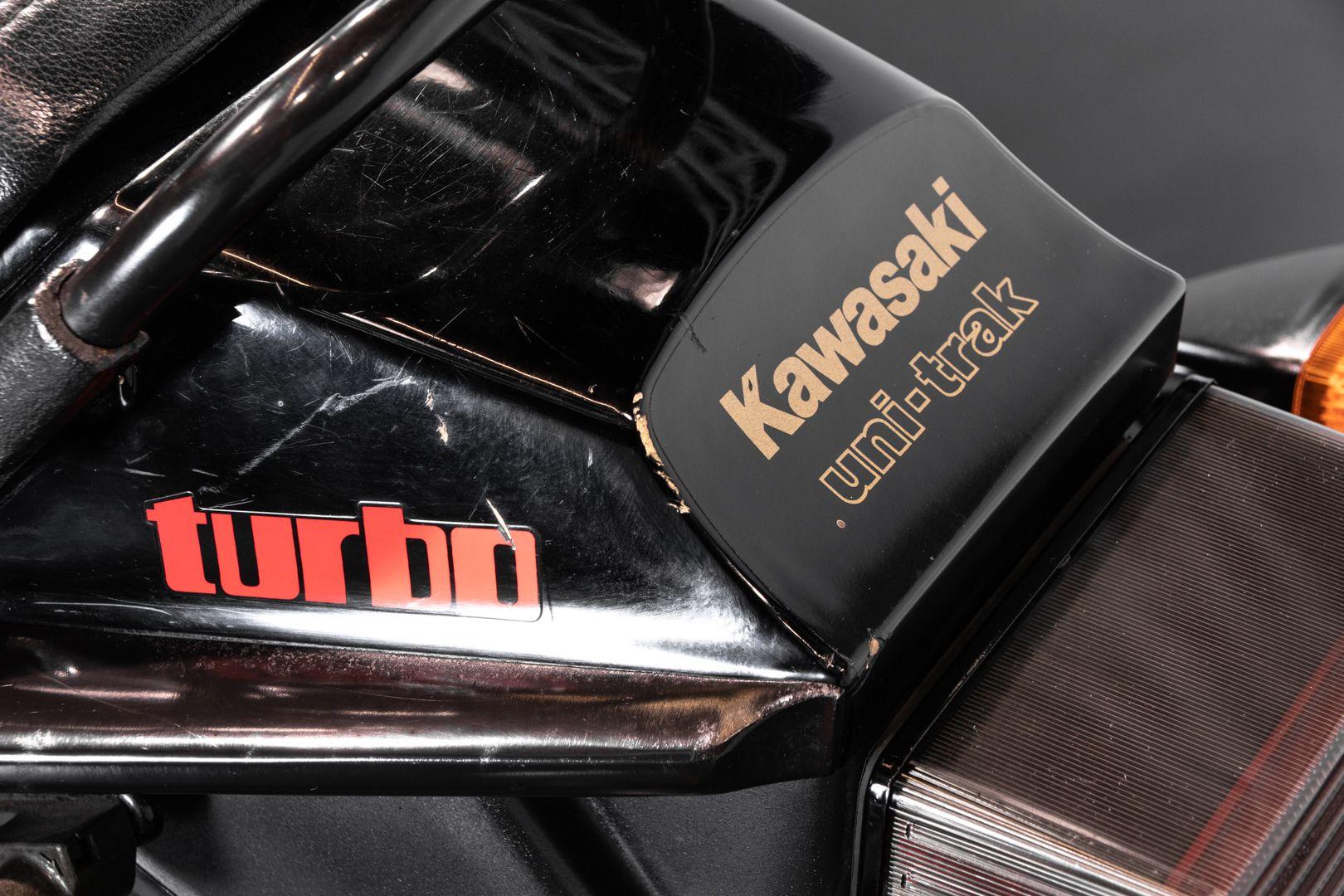 1985 Kawasaki Turbo 750 84980