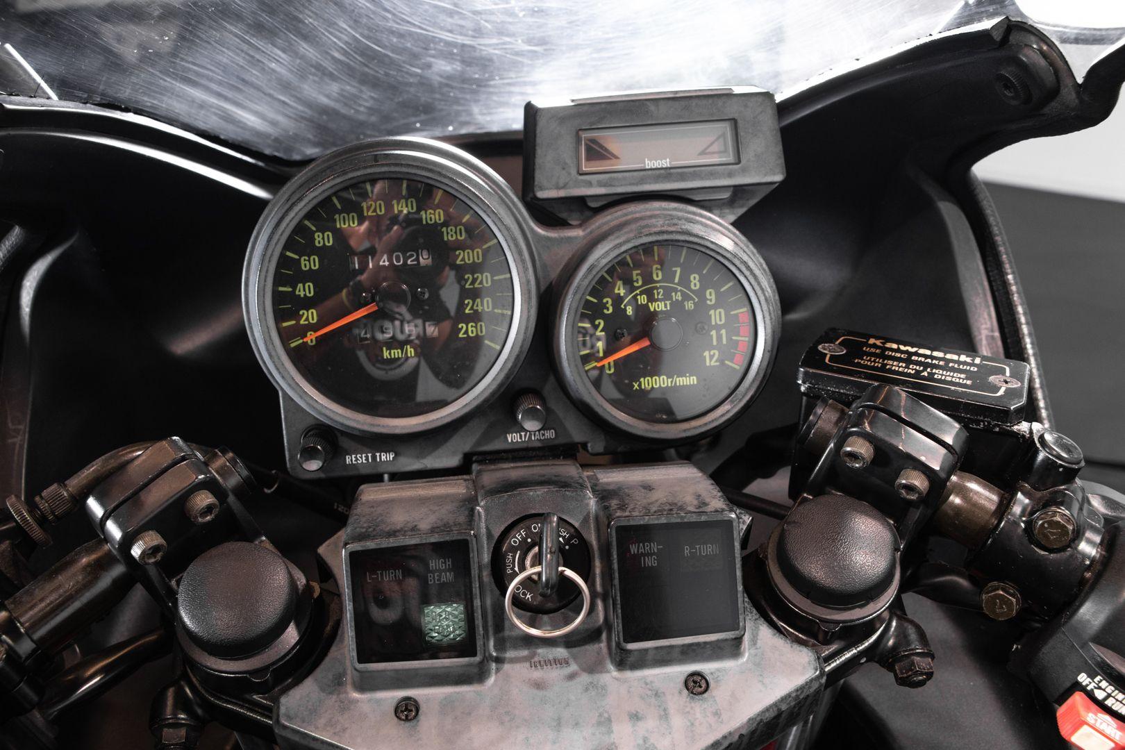 1985 Kawasaki Turbo 750 84982