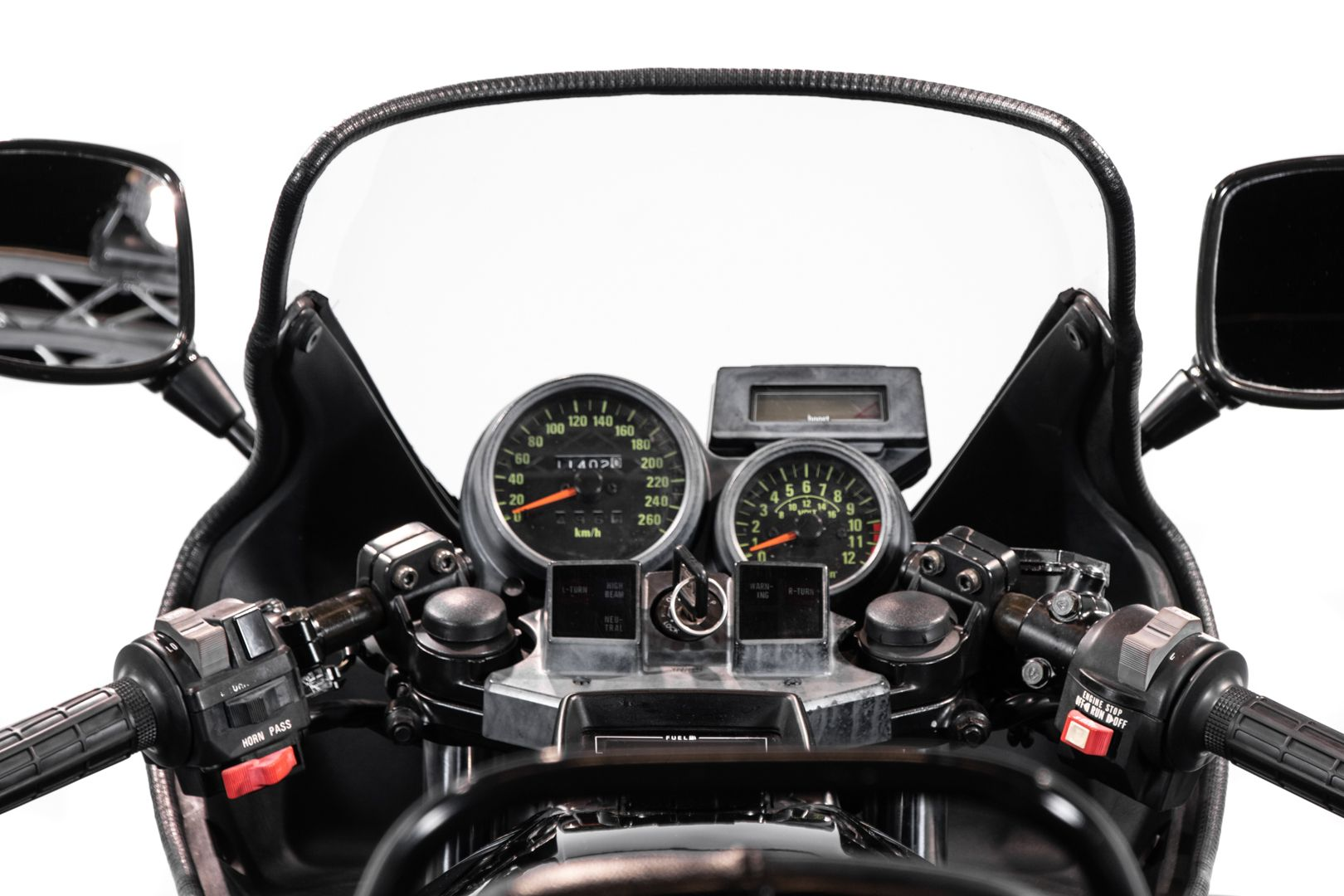 1985 Kawasaki Turbo 750 84971