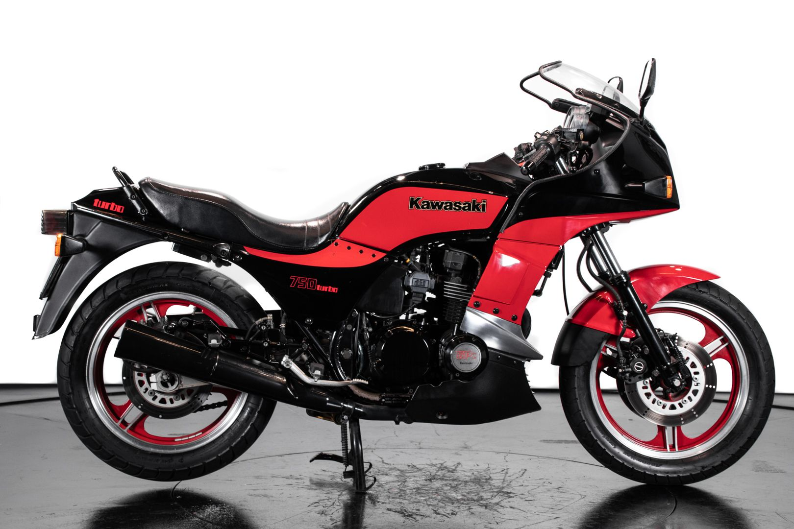 1985 Kawasaki Turbo 750 84964