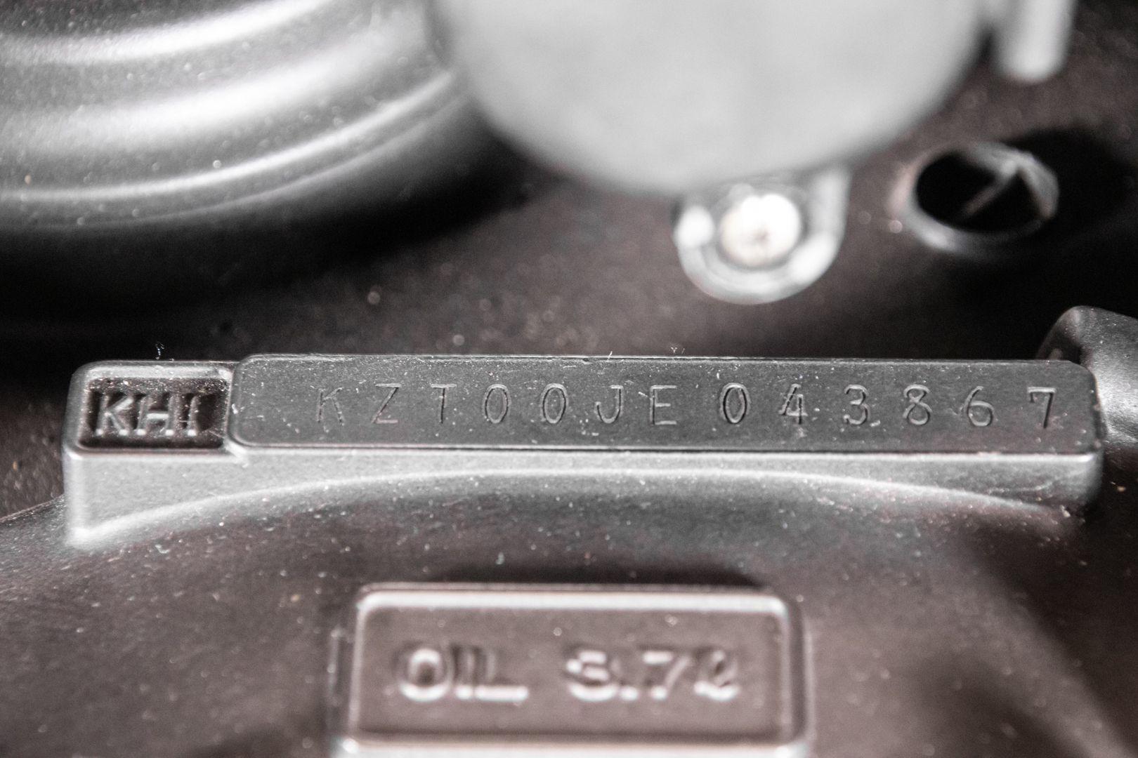 1985 Kawasaki 1000 Z1R 85014