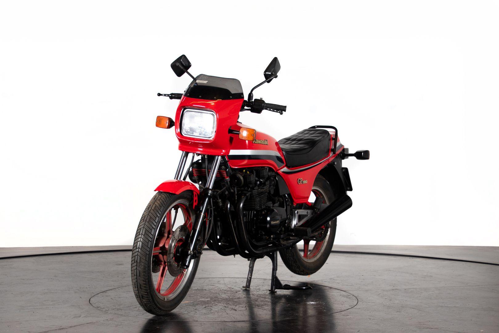 1983 Kawasaki KZ 550 46230