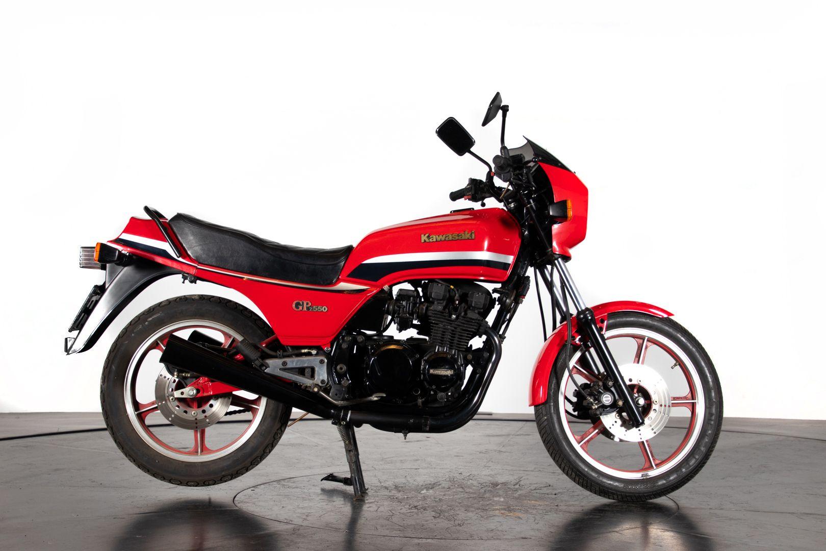 1983 Kawasaki KZ 550 46228