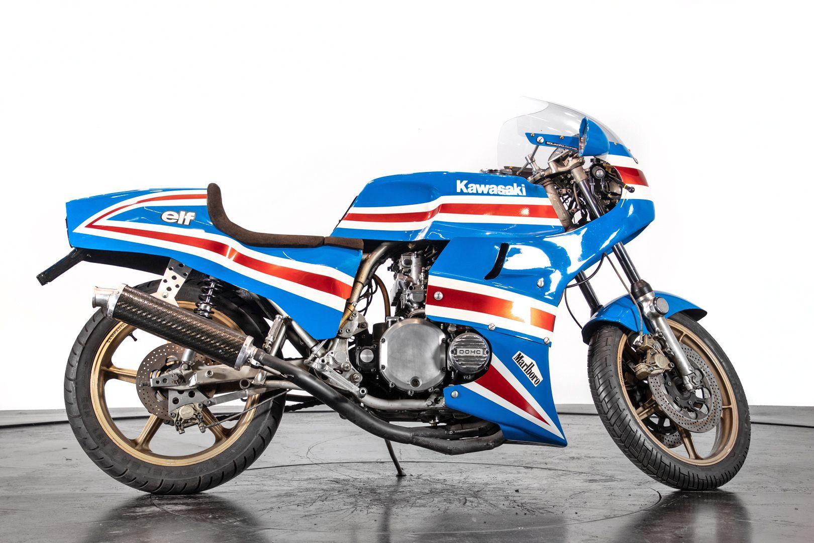 1973 Kawasaki Z900 Testa Nera 74963