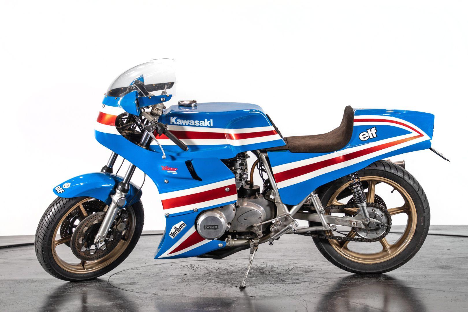 1973 Kawasaki Z900 Testa Nera 74962