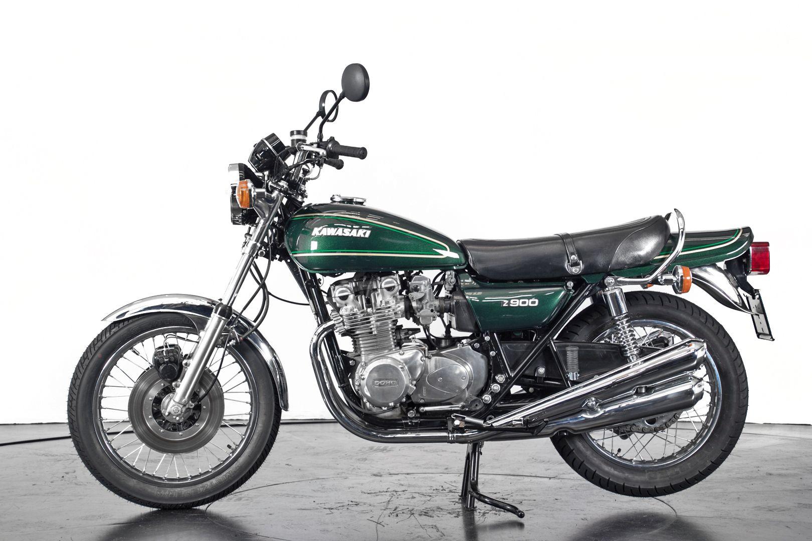 1977 Kawasaki Z 900 41430