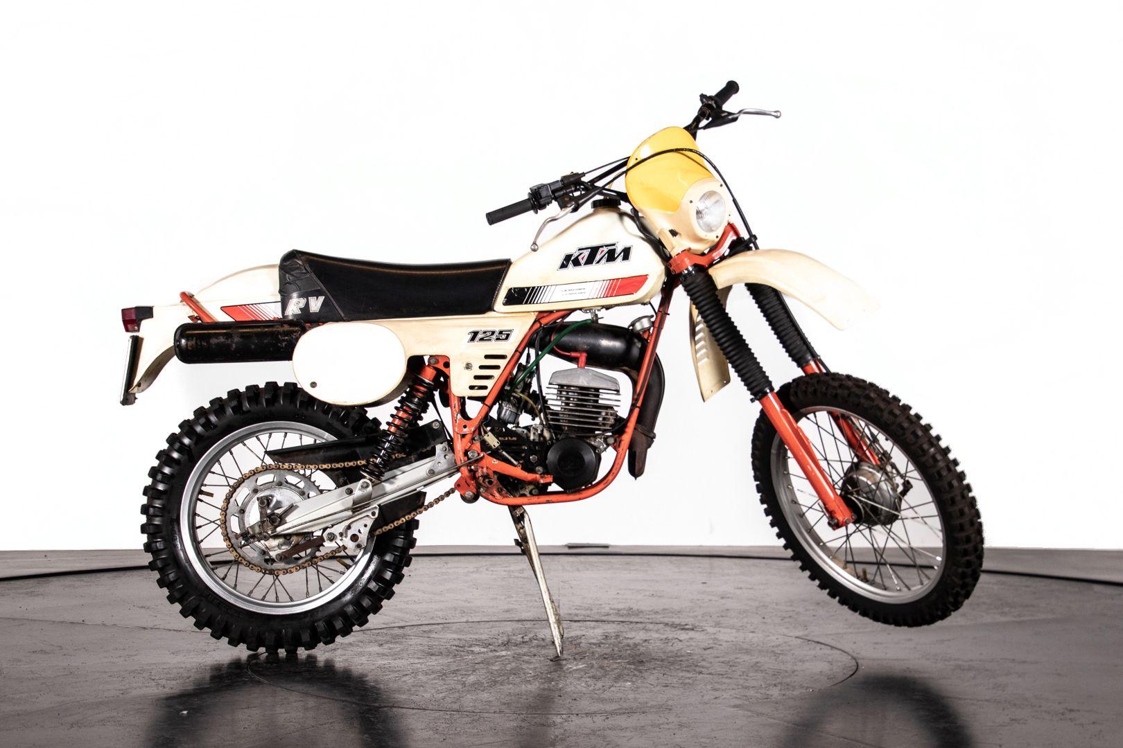 1980 KTM 125 RV 48139