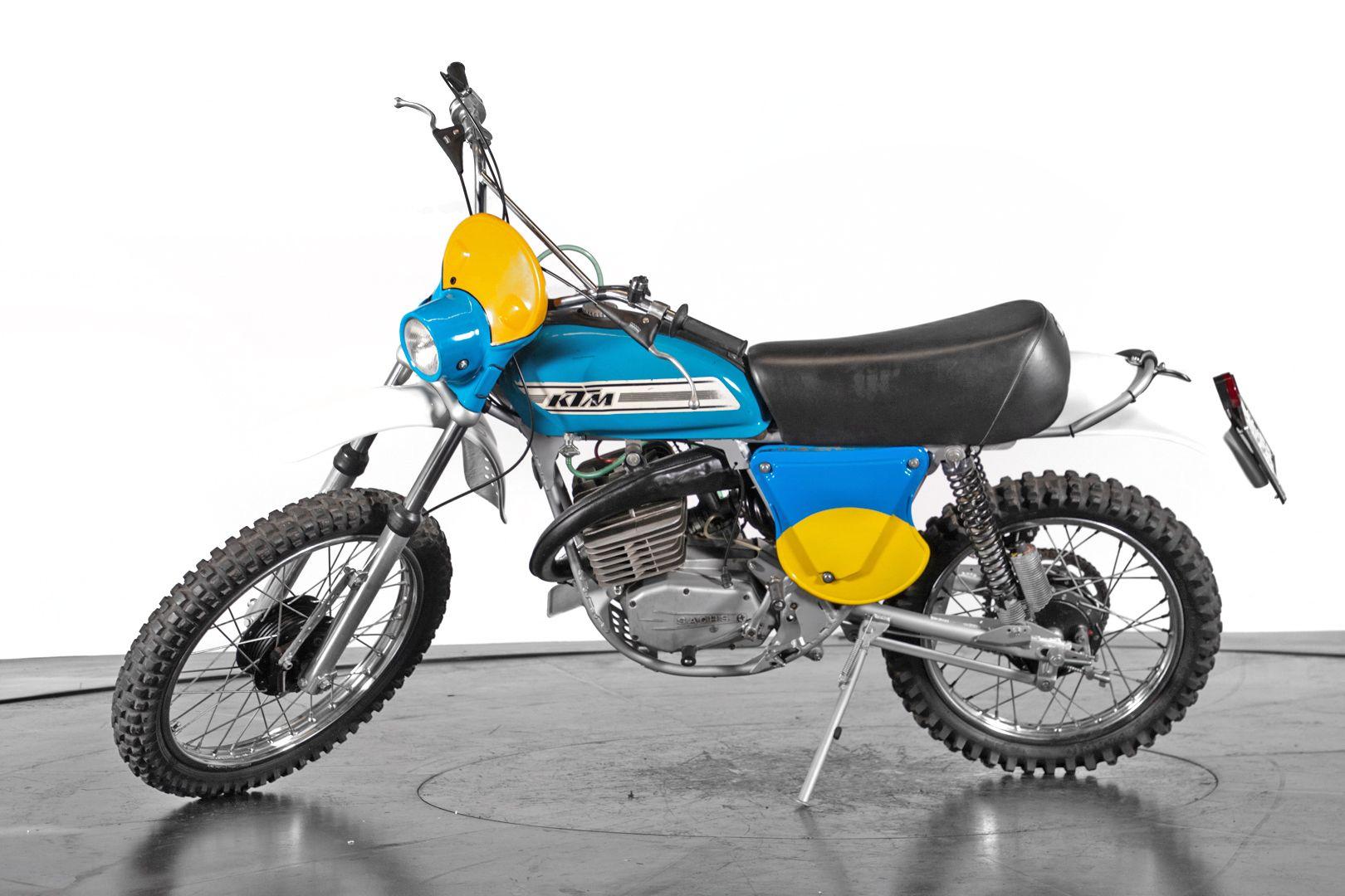1975 KTM 125 50621