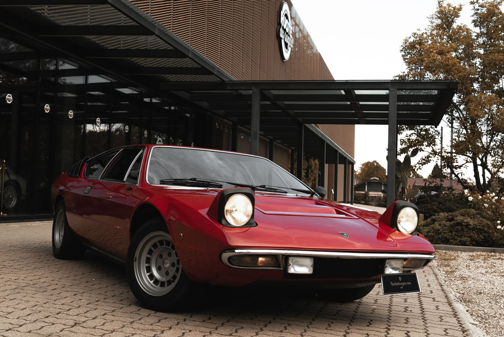 1974 lamborghini Urraco P250S 84718