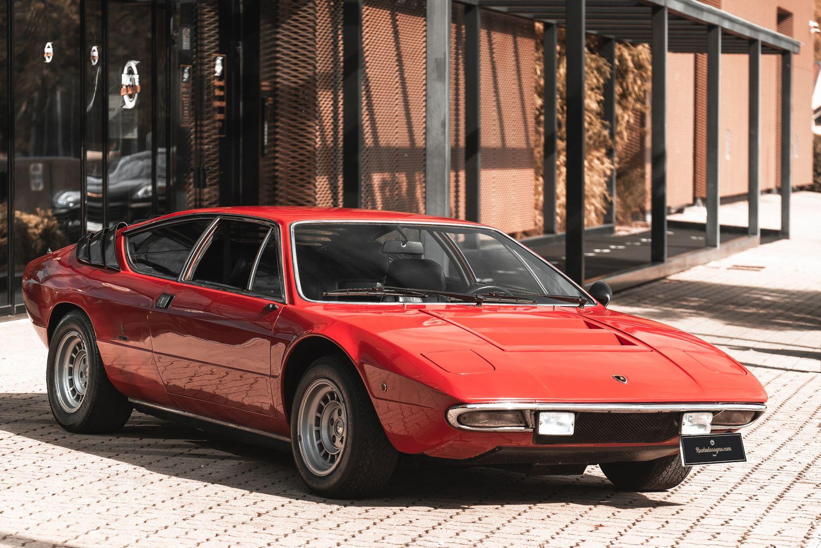 1974 lamborghini Urraco P250S 84708