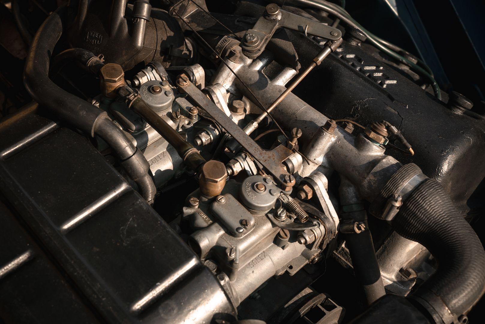 1966 Lancia Fulvia Coupé 1.2 66587