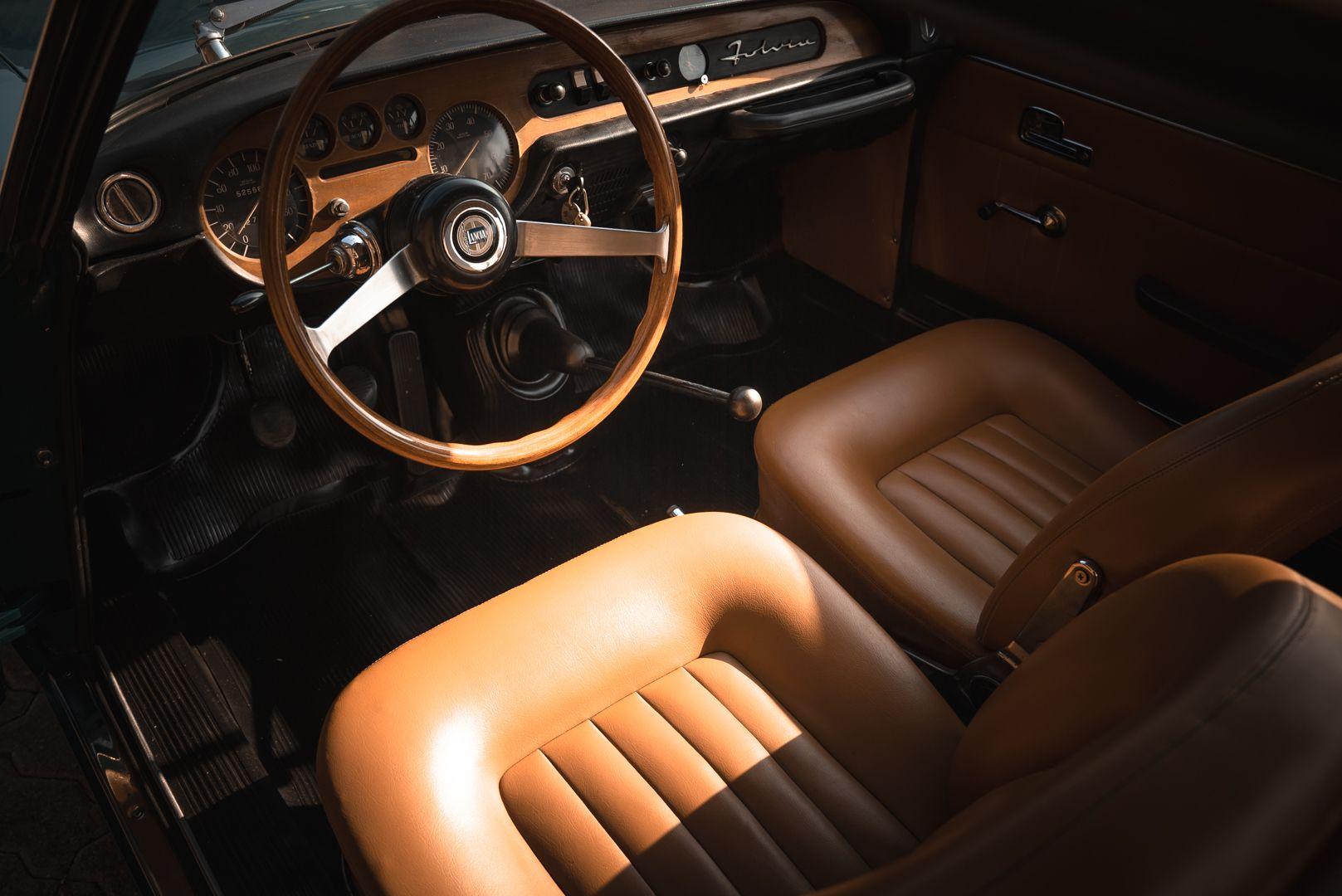 1966 Lancia Fulvia Coupé 1.2 66573