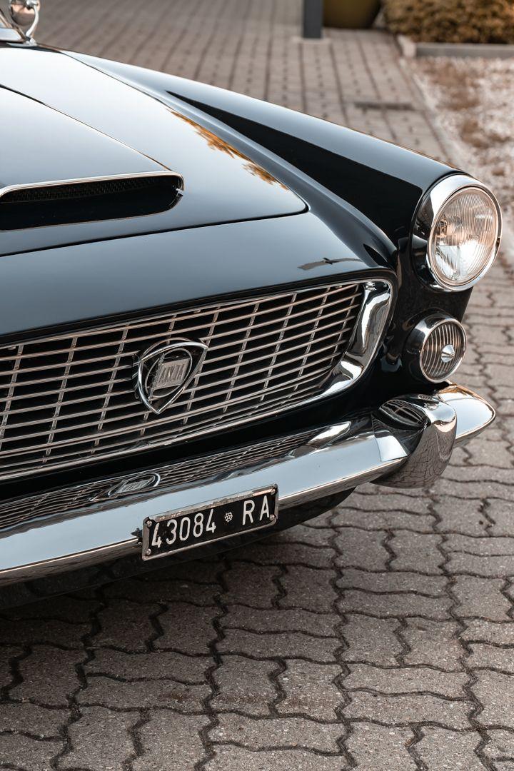 1960 Lancia Flaminia Coupé Pininfarina 2.5 76047
