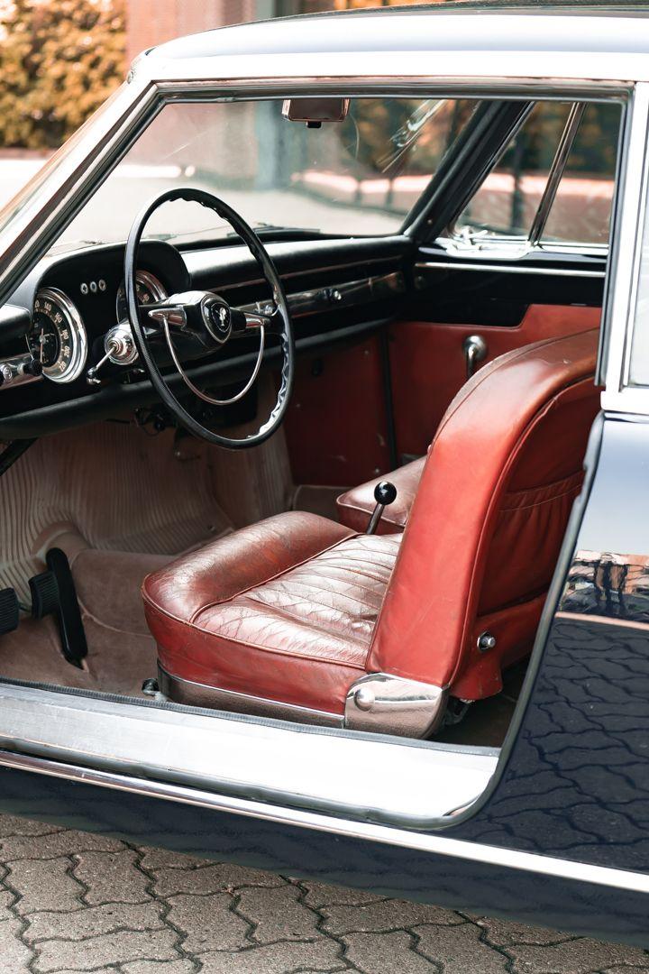1960 Lancia Flaminia Coupé Pininfarina 2.5 76059