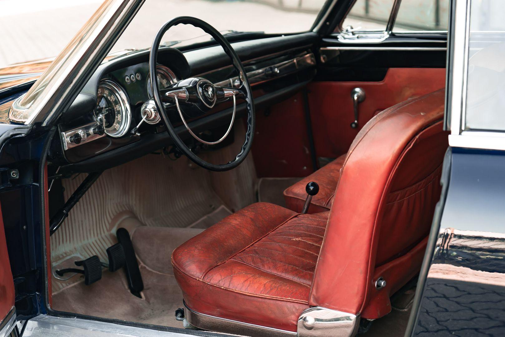 1960 Lancia Flaminia Coupé Pininfarina 2.5 76057