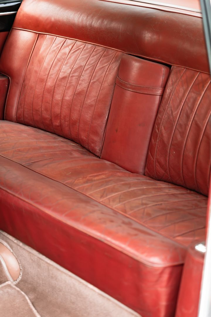 1960 Lancia Flaminia Coupé Pininfarina 2.5 76063