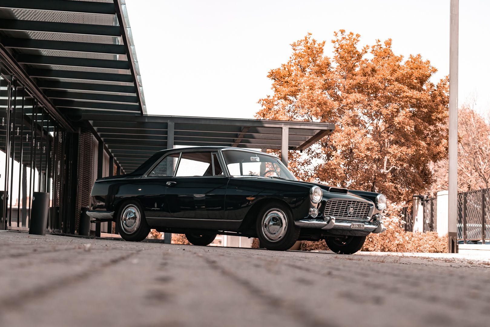 1960 Lancia Flaminia Coupé Pininfarina 2.5 76052