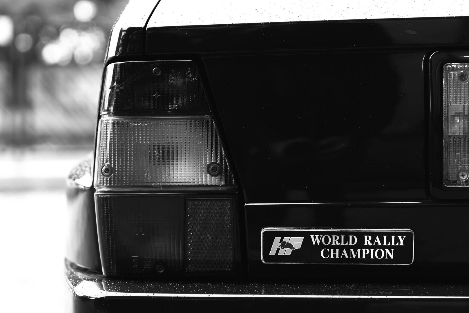 1992 Lancia Delta HF Integrale 16V Evo 1 - 79/250 84809