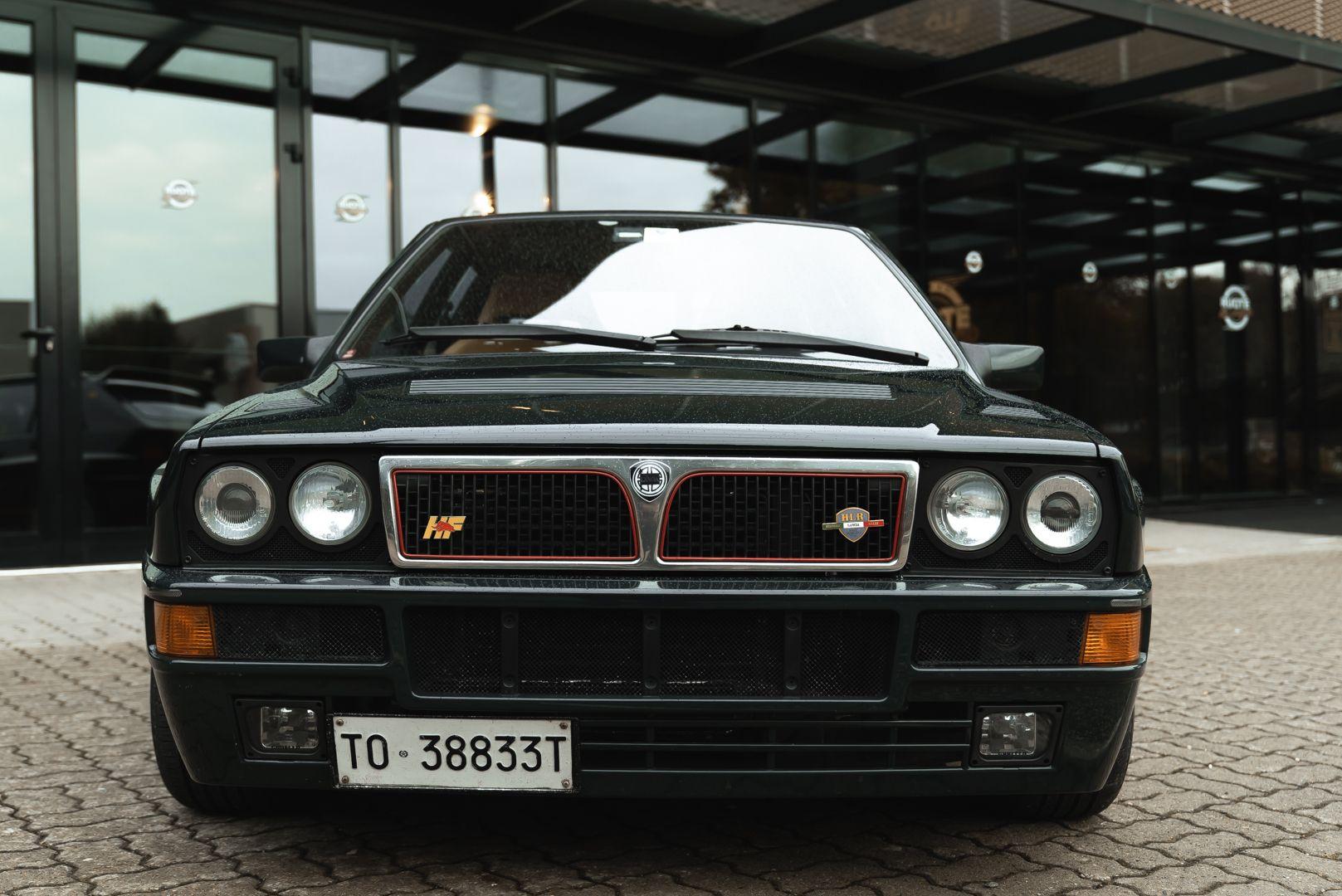 1992 Lancia Delta HF Integrale 16V Evo 1 - 79/250 84797