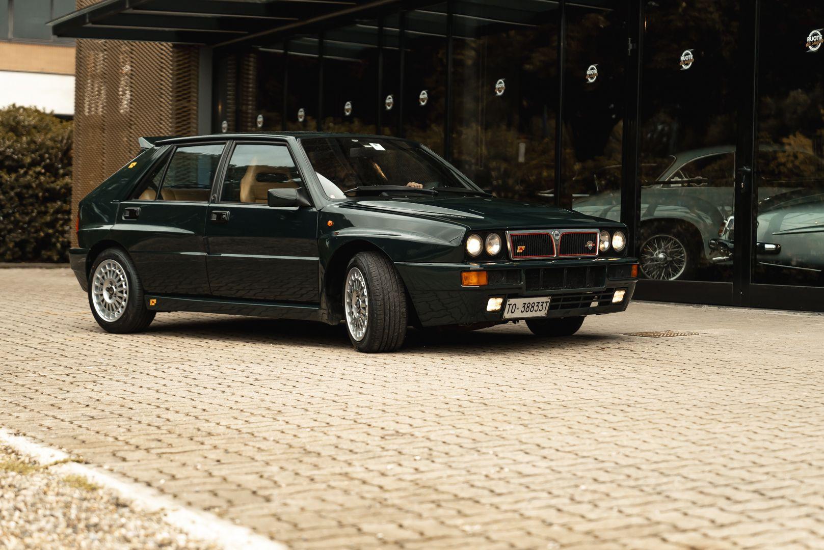1992 Lancia Delta HF Integrale 16V Evo 1 - 79/250 84847