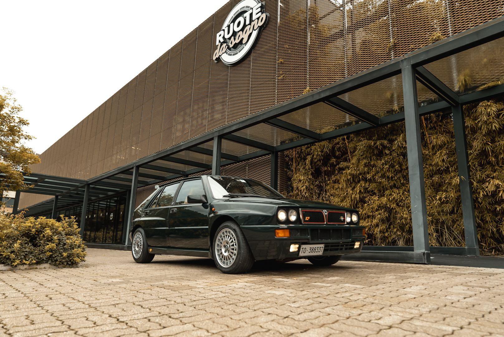 1992 Lancia Delta HF Integrale 16V Evo 1 - 79/250 84792