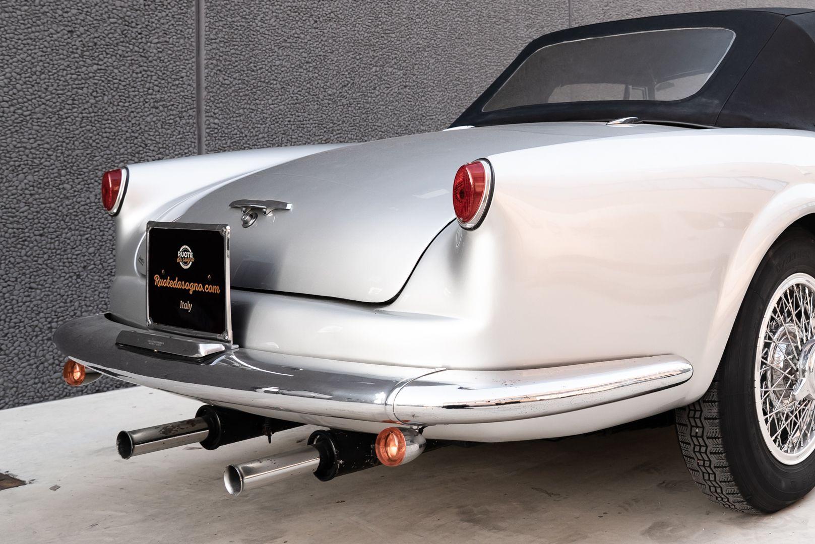 1958 Lancia Aurelia B24 Convertible 58263