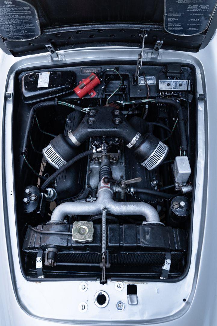 1958 Lancia Aurelia B24 Convertible 58277