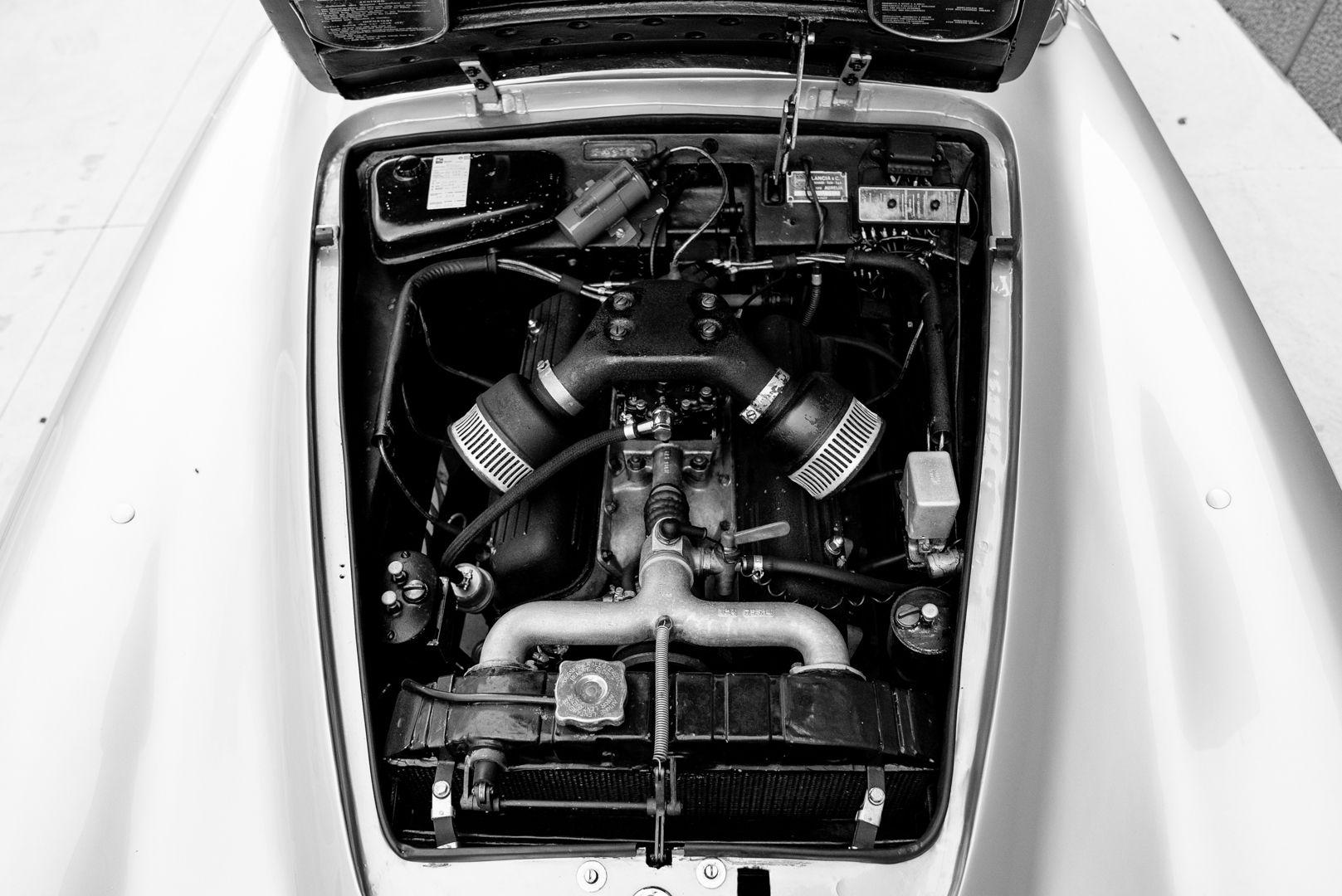 1958 Lancia Aurelia B24 Convertible 58279