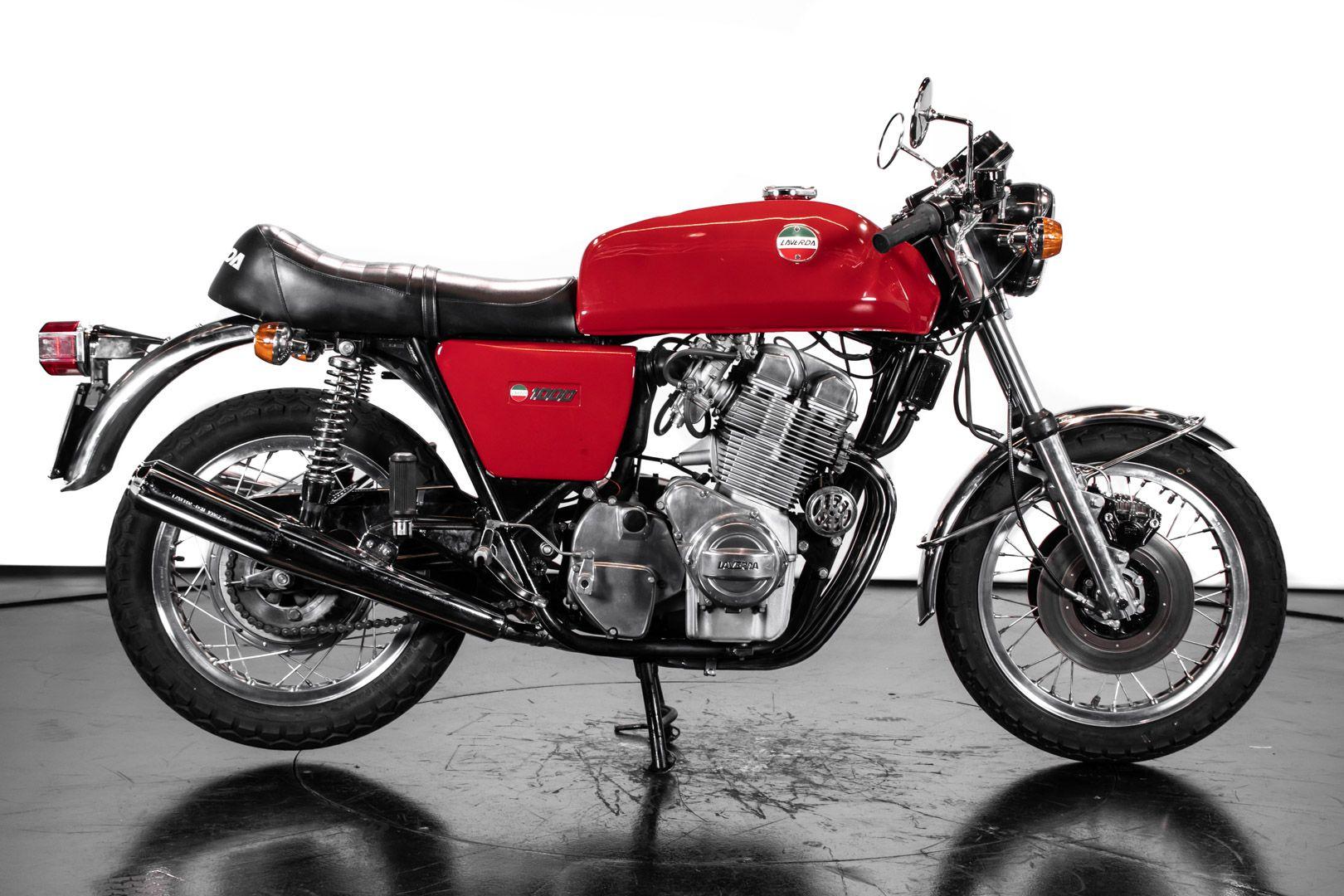 1975 Laverda 1000 83400