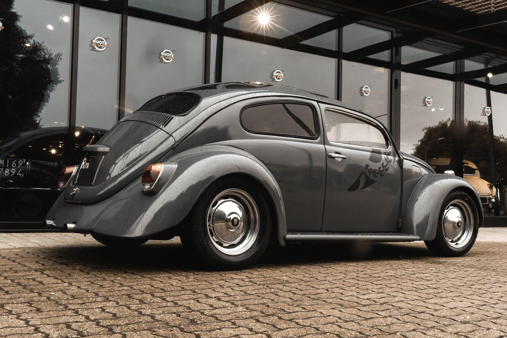 1970 Volkswagen Beetle Chopper 81902