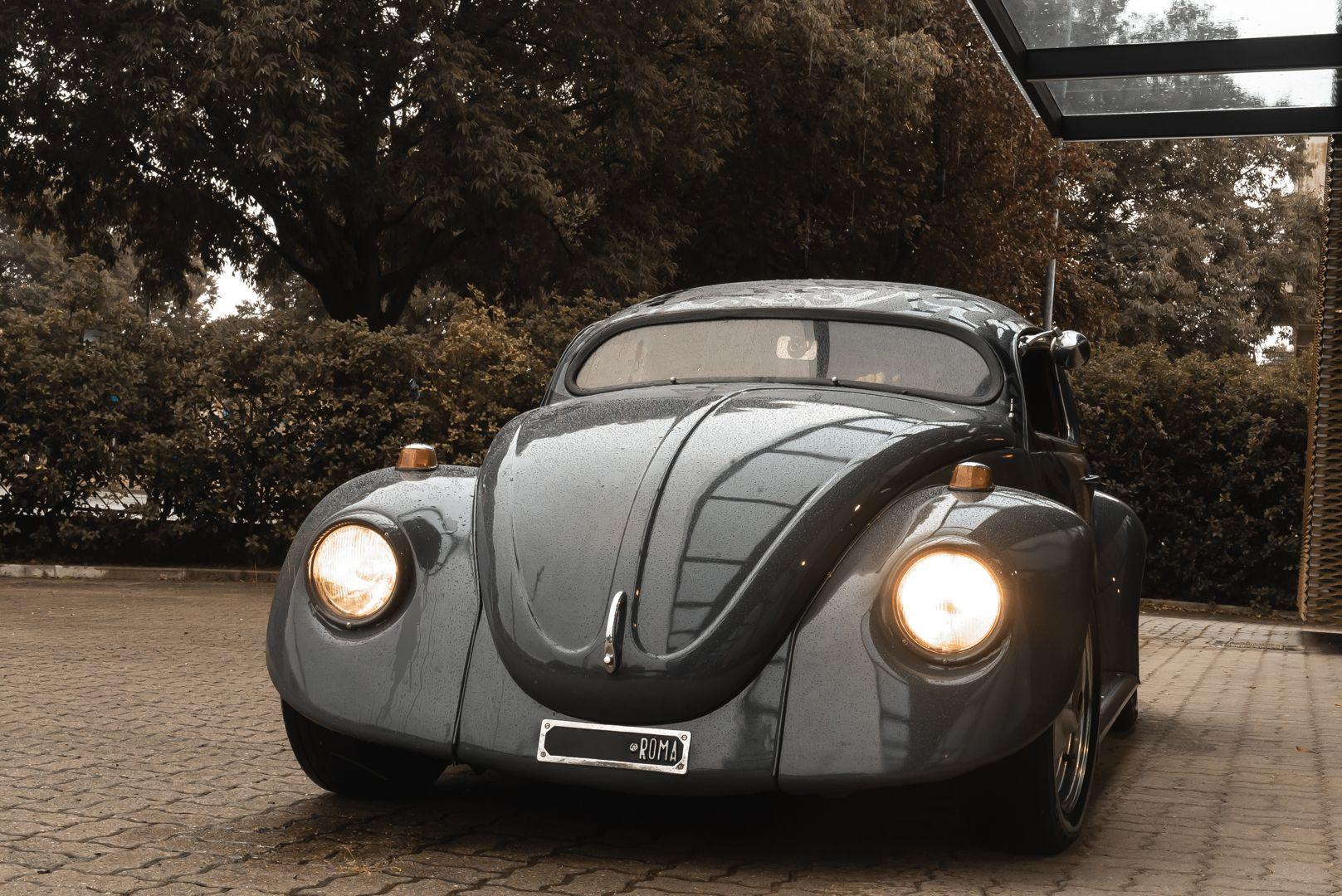 1970 Volkswagen Beetle Chopper 81896