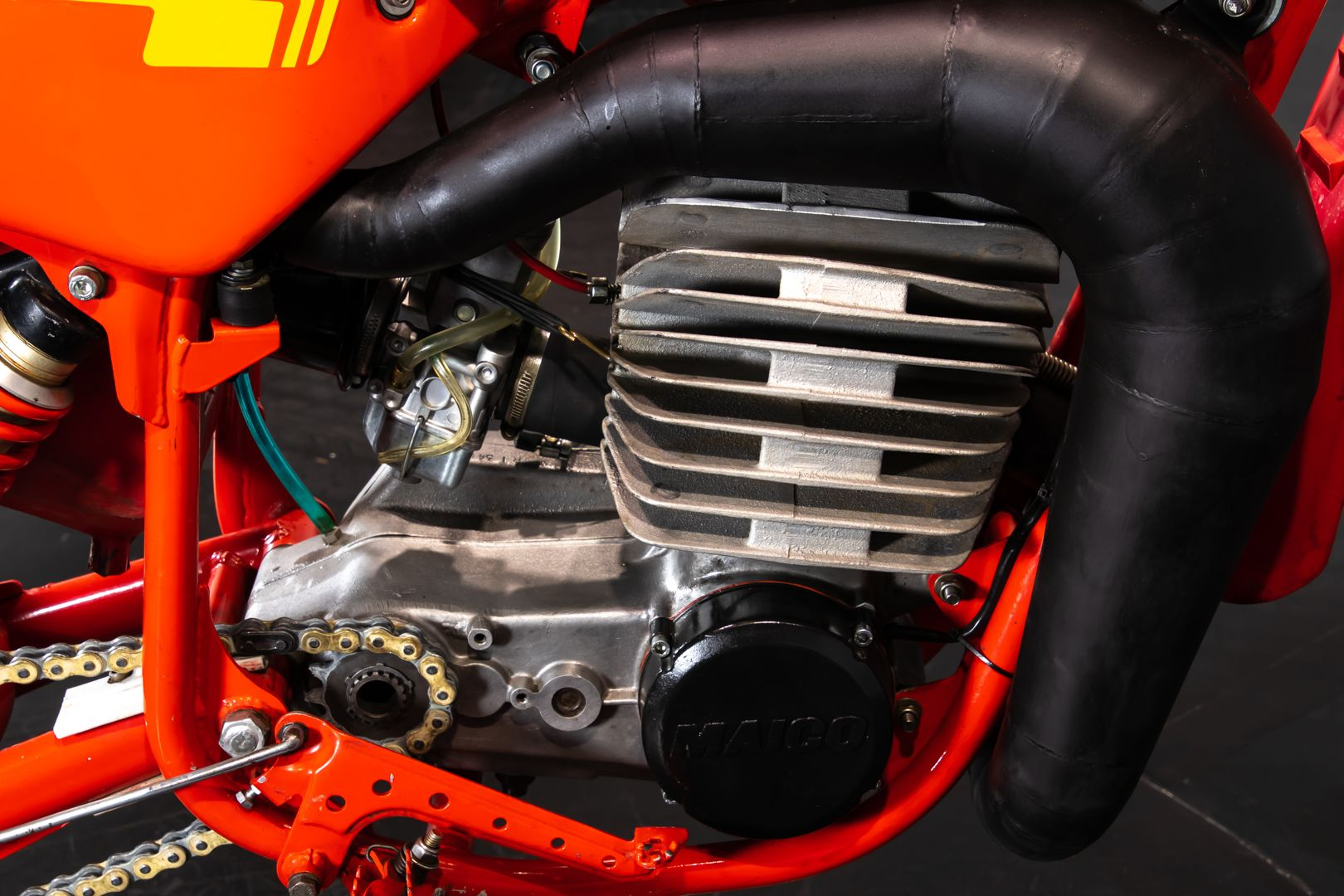 1981 Maico Cross 250 with 400cc Engine 26830