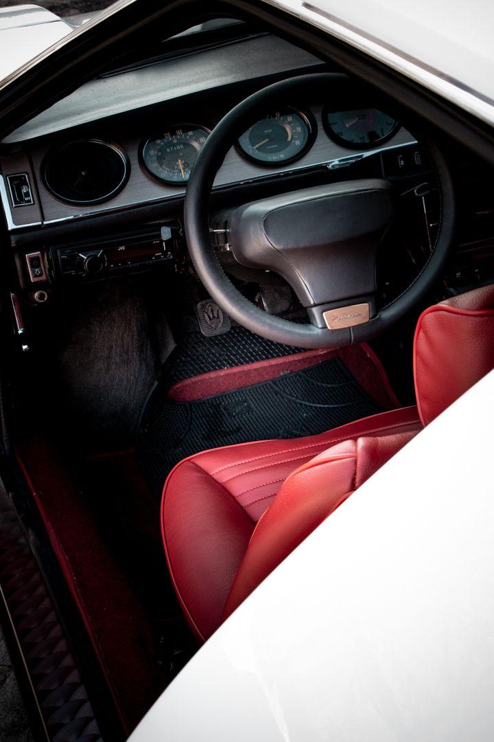 1973 Maserati Merak 62022