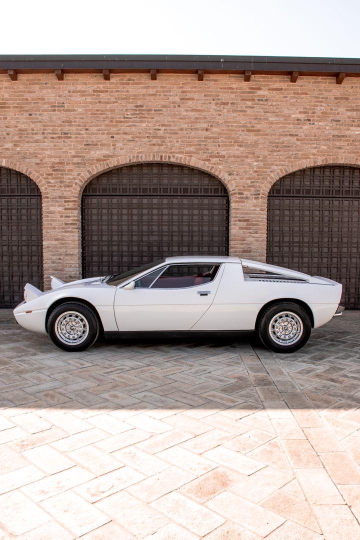 1973 Maserati Merak 62023