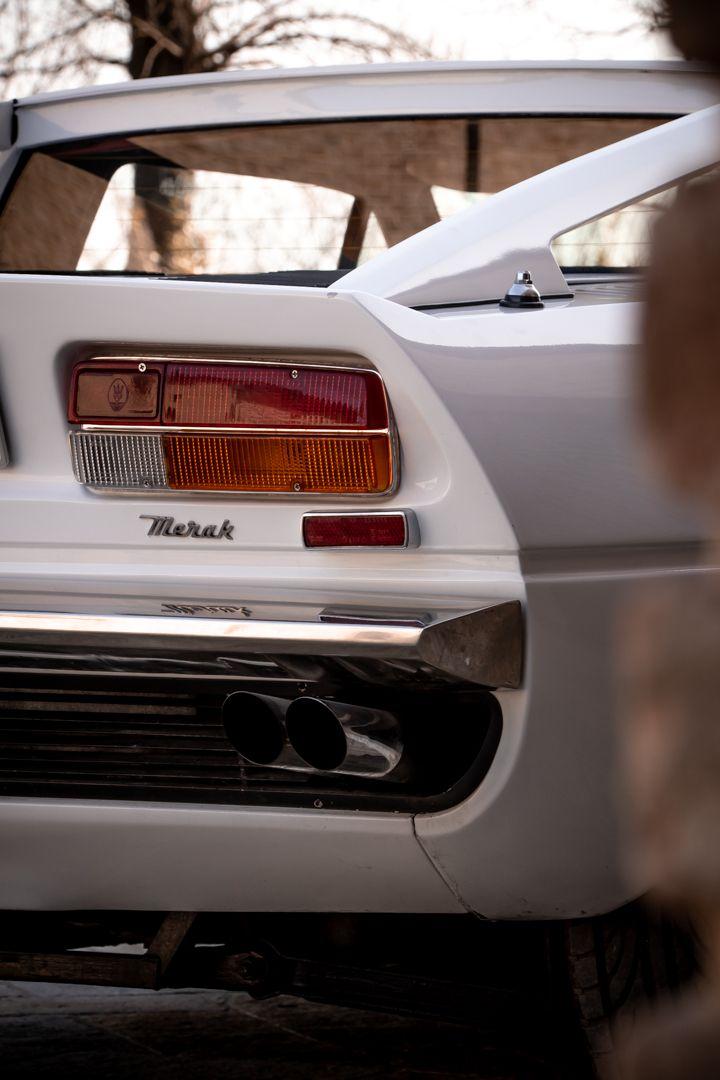 1973 Maserati Merak 62025