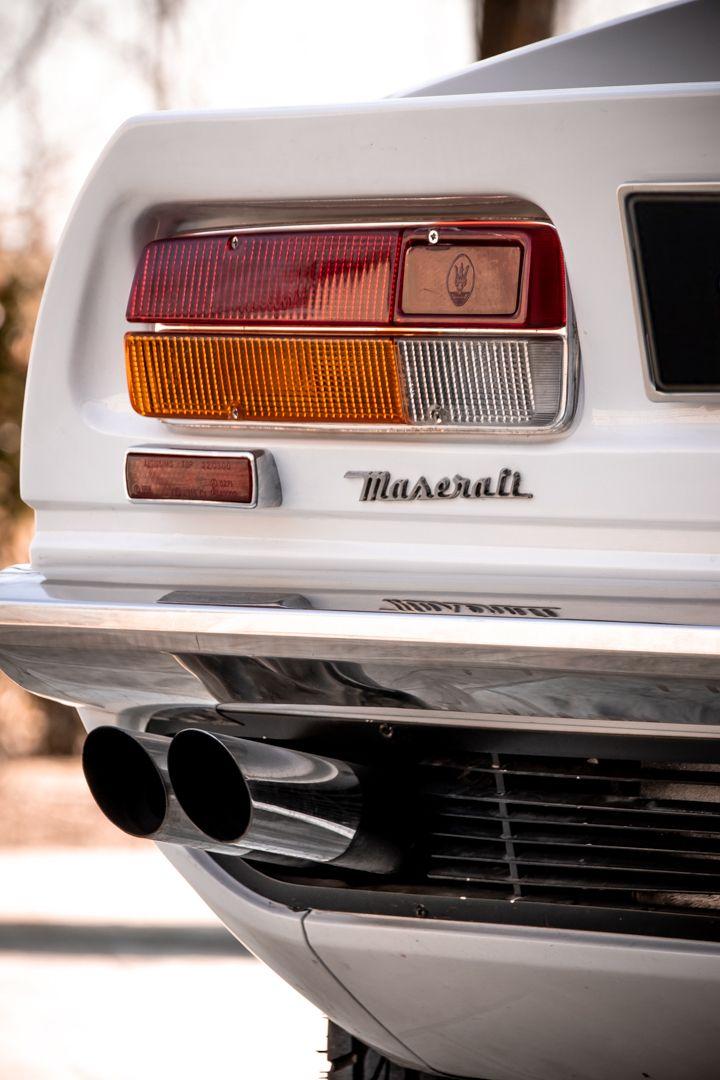 1973 Maserati Merak 62028