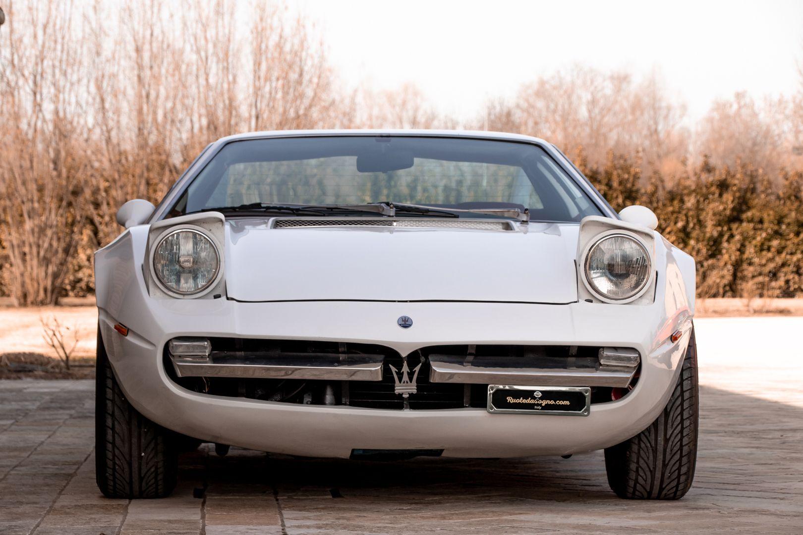 1973 Maserati Merak 61966