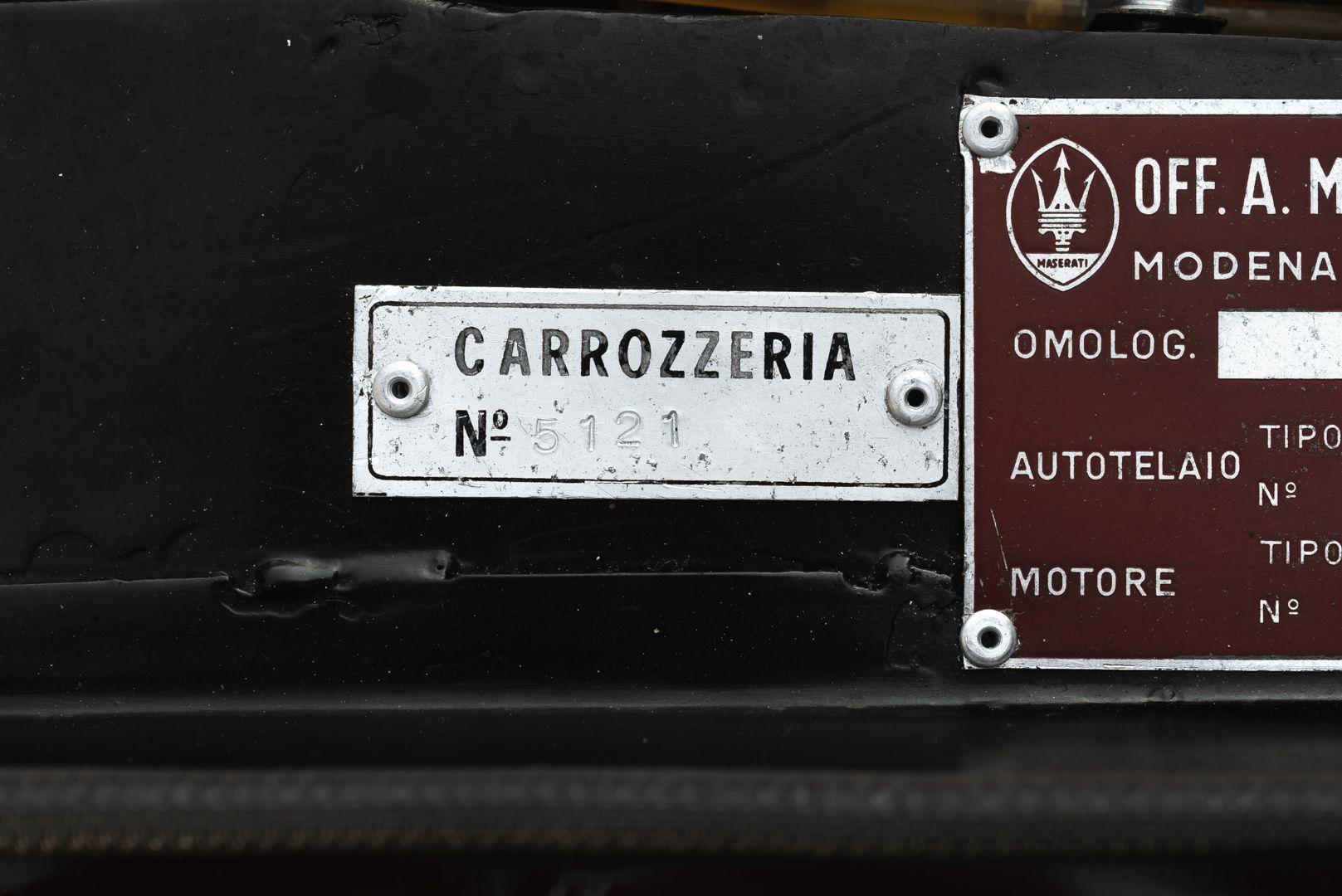 1972 MASERATI MEXICO 4.2 84512