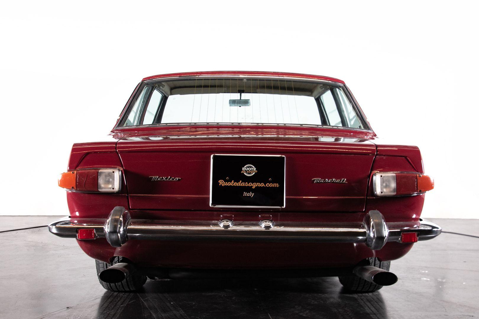 1972 MASERATI MEXICO 4.2 55620