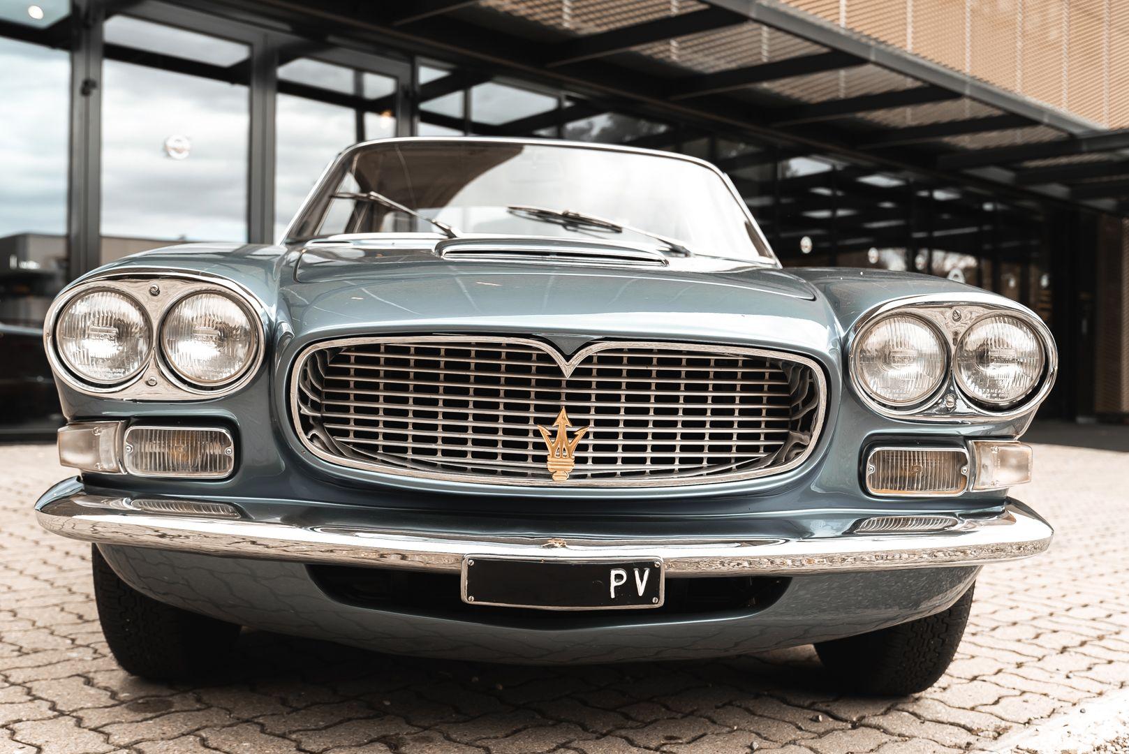 1965 Maserati 3500 GTi Sebring 84645