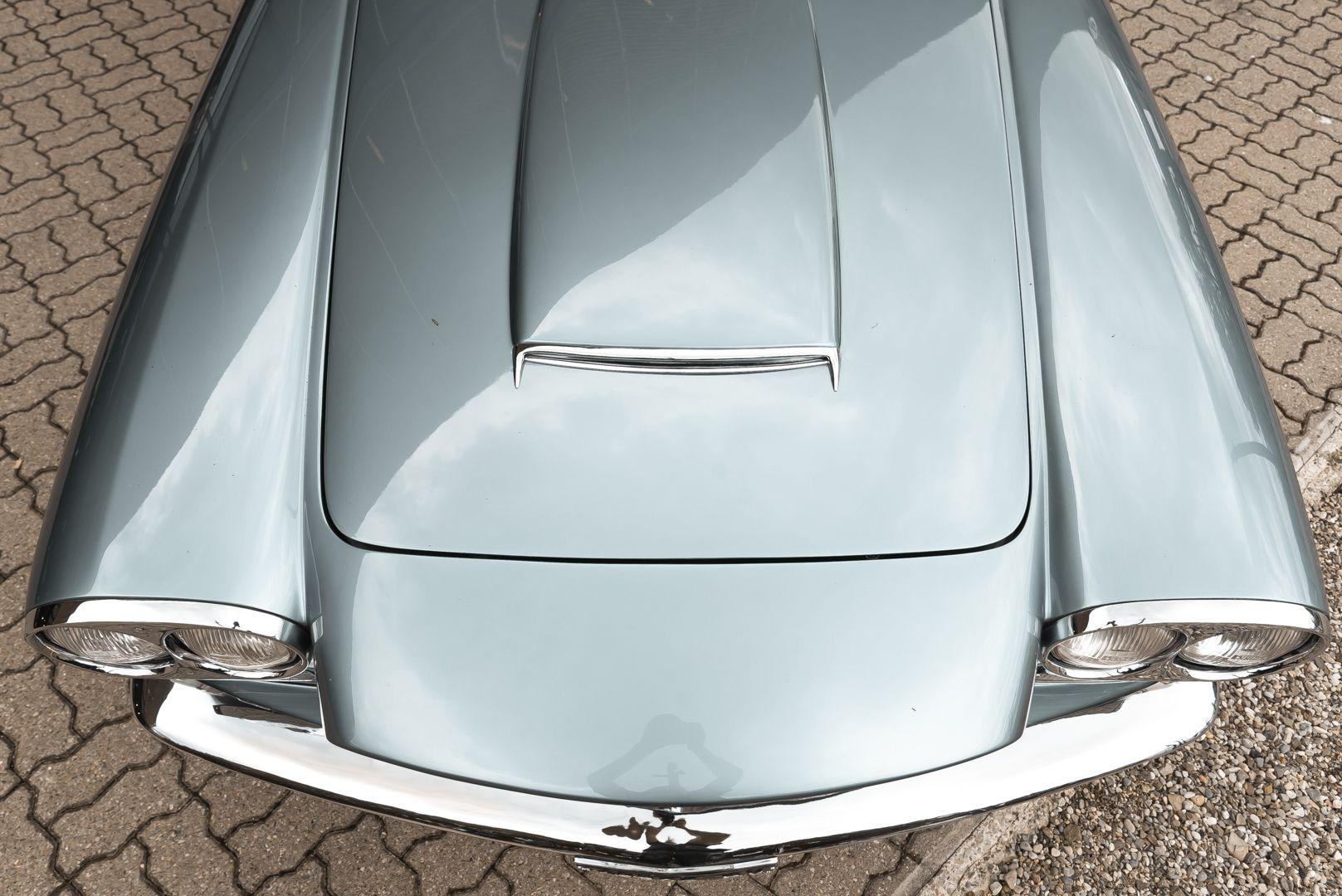 1965 Maserati 3500 GTi Sebring 84654